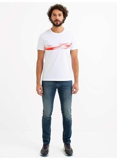 Cacharel Tişört Beyaz
